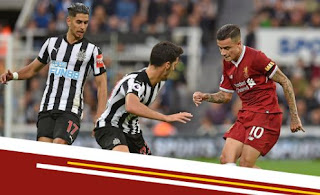 Newcastle United vs Liverpool 1-1 Video Gol Highlights