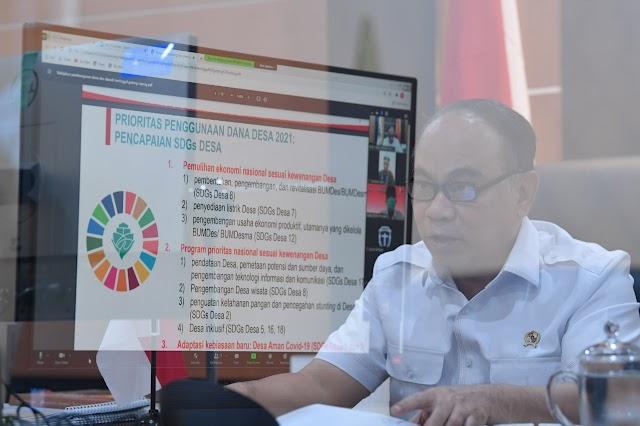 Budi Arie: Ini Prioritas Penggunaan Dana Desa 2021