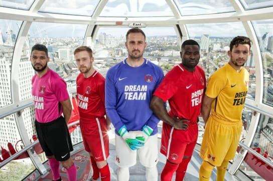 レイトン・オリエントFC 2018-19 ユニフォーム-ホーム