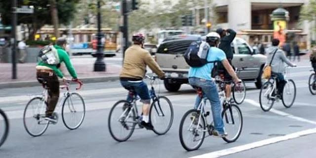AWAS!! Banyak Pesepeda Mendadak Meninggal Dunia, Dokter Spesialis: Jangan Digeber!