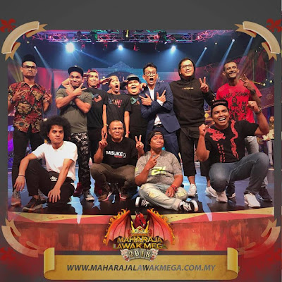 Video Penuh Maharaja Lawak Mega 2018 Minggu 11