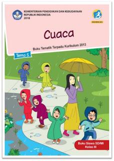 download gratis buku tematik kelas 3 tema 5