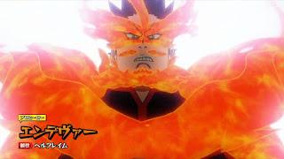 Hellominju.com: 僕のヒーローアカデミア (ヒロアカ) アニメ | エンデヴァー | Todoroki Enji | ENDEAVOR | My Hero Academia | Hello Anime !