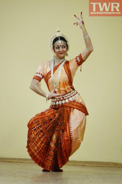 India Ufa Classical Dance