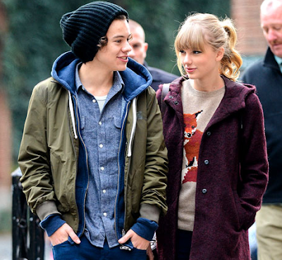 Harry Styles dan Tailor Swift