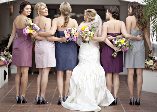 The Secrets Of Successful Mismatched Bridesmaids 3 0 Belle The Magazine