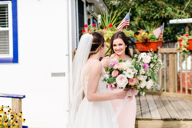 Annapolis Maritime Museum Wedding photographed by Heather Ryan Photography