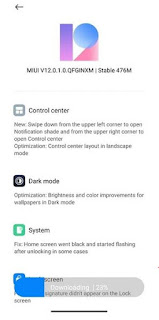 The Xiaomi Redmi Note 7 and Redmi Note 7S get another MIUI 12 update