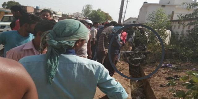 SATNA में एक्सीडेंट: UMARIA के भाई-बहन और 2 बच्चों की मौत | MP NEWS