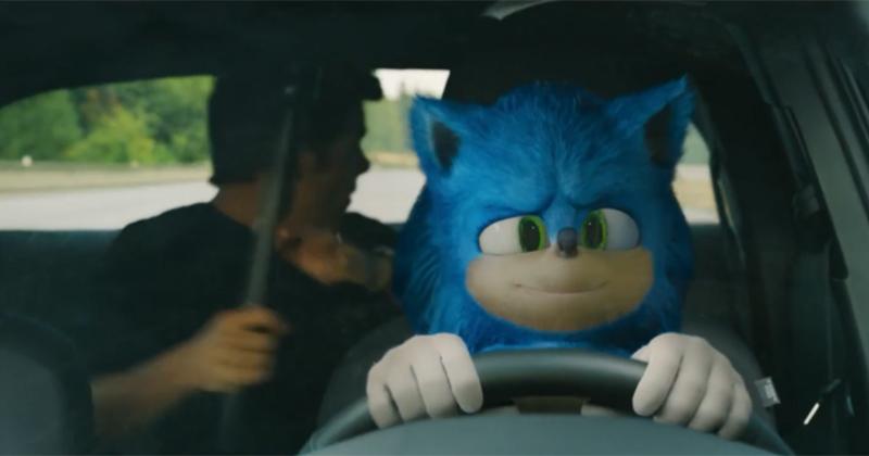 Sonic O Filme (2020) - Trailer
