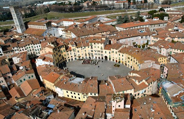 Roteiro de 2 dias em Lucca