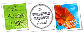 versatile blogger awards luxury haven