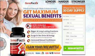 GeneFactor Male Enhancement