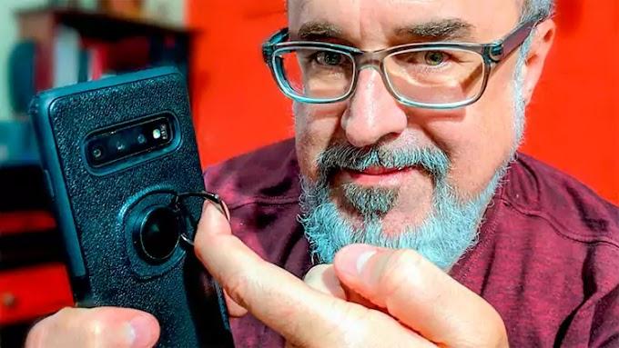 Proteja seu Galaxy S10 usando uma capinha anti-impacto boa e barata