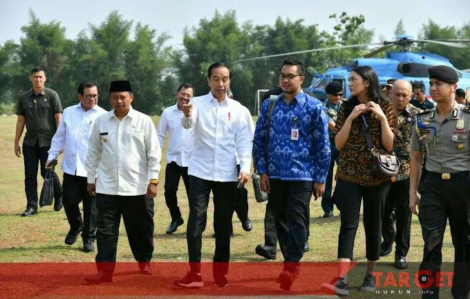 Presiden Jokowi Akan Tinjau Pelabuhan Patimban di Subang
