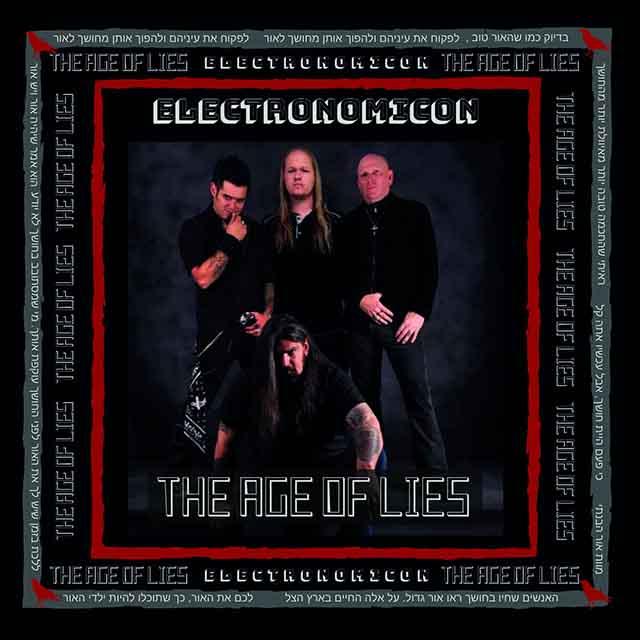 """Ο δίσκος των Electronomicon """"The Age Of Lies"""""""