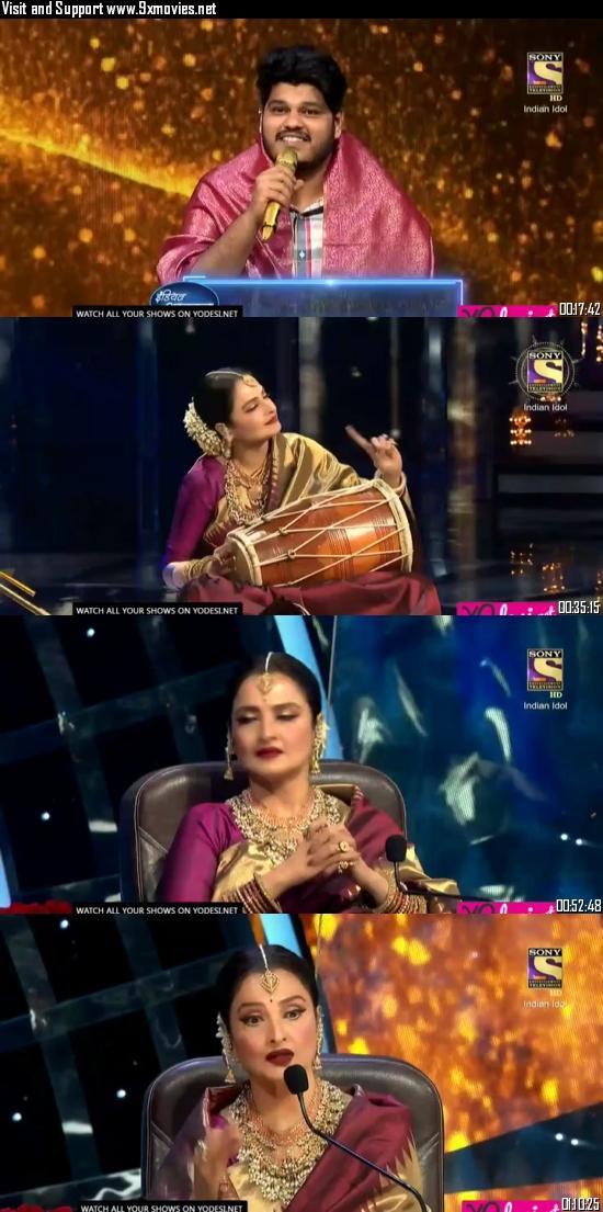 Indian Idol 04 April 2021 HDTV 480p 350MB