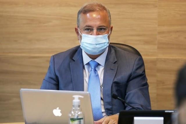 Secretário da Saúde da Bahia testa positivo para Covid-19