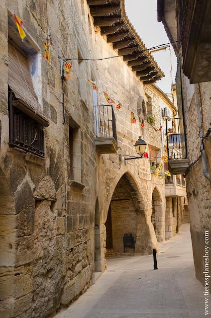 Cretas pueblos pintorescos España Matarraña Teruel