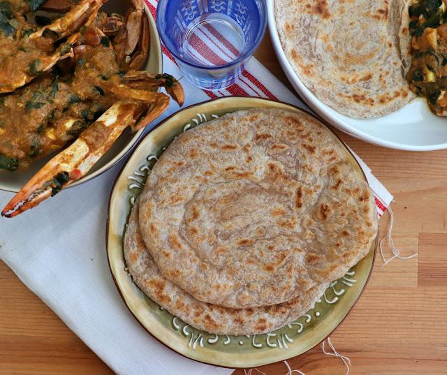 shana foods lacha paratha