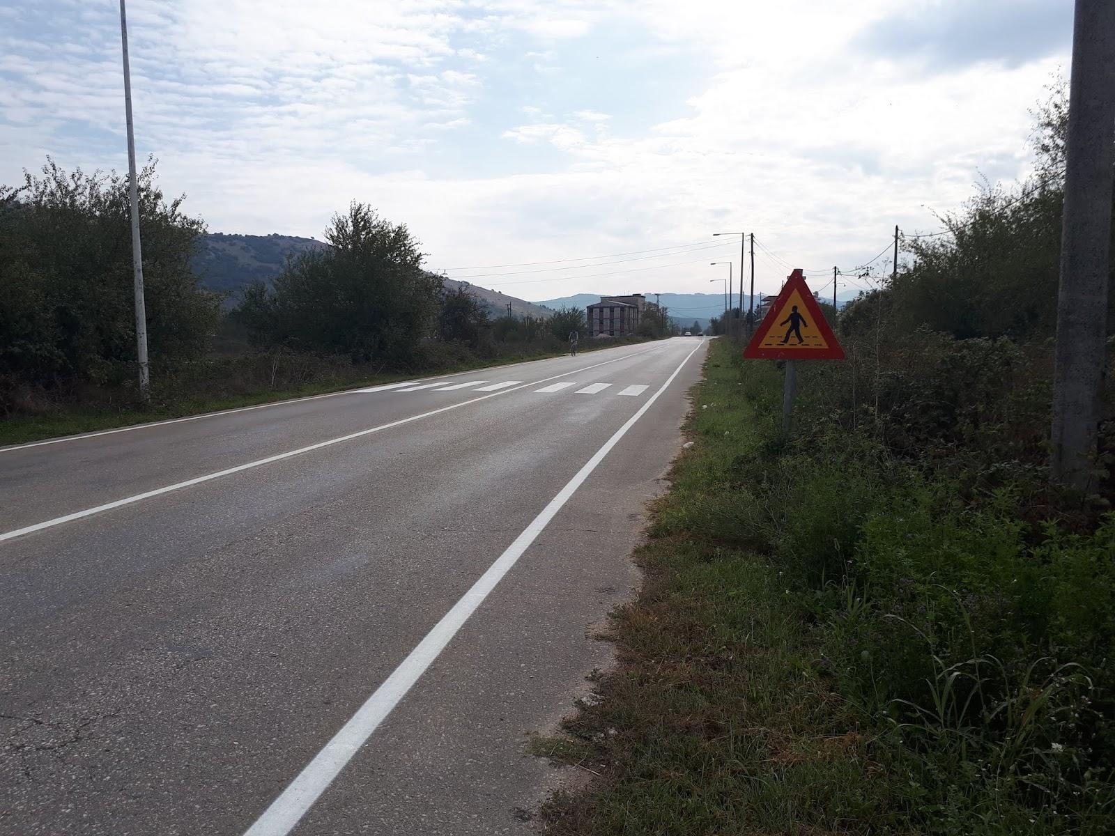 Ιωάννινα:Παρεμβάσεις για την οδική ασφάλεια στο Κέντρο Προσφύγων του Κατσικά