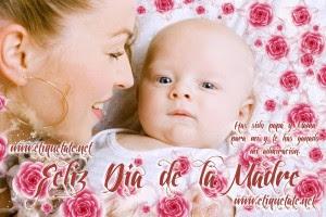 Imagenes , postales y dedicatorias para el dia de las madres