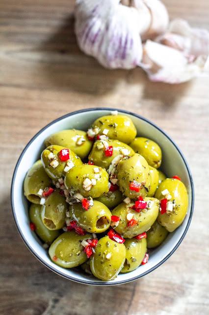 oliwki z ziołami