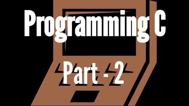 প্রোগ্রামিং সি(A to Y), পার্ট-২ : প্রোগ্রামিং ল্যাংগুয়েজ কত প্রকার ও কী,কী। (Type of programming language)