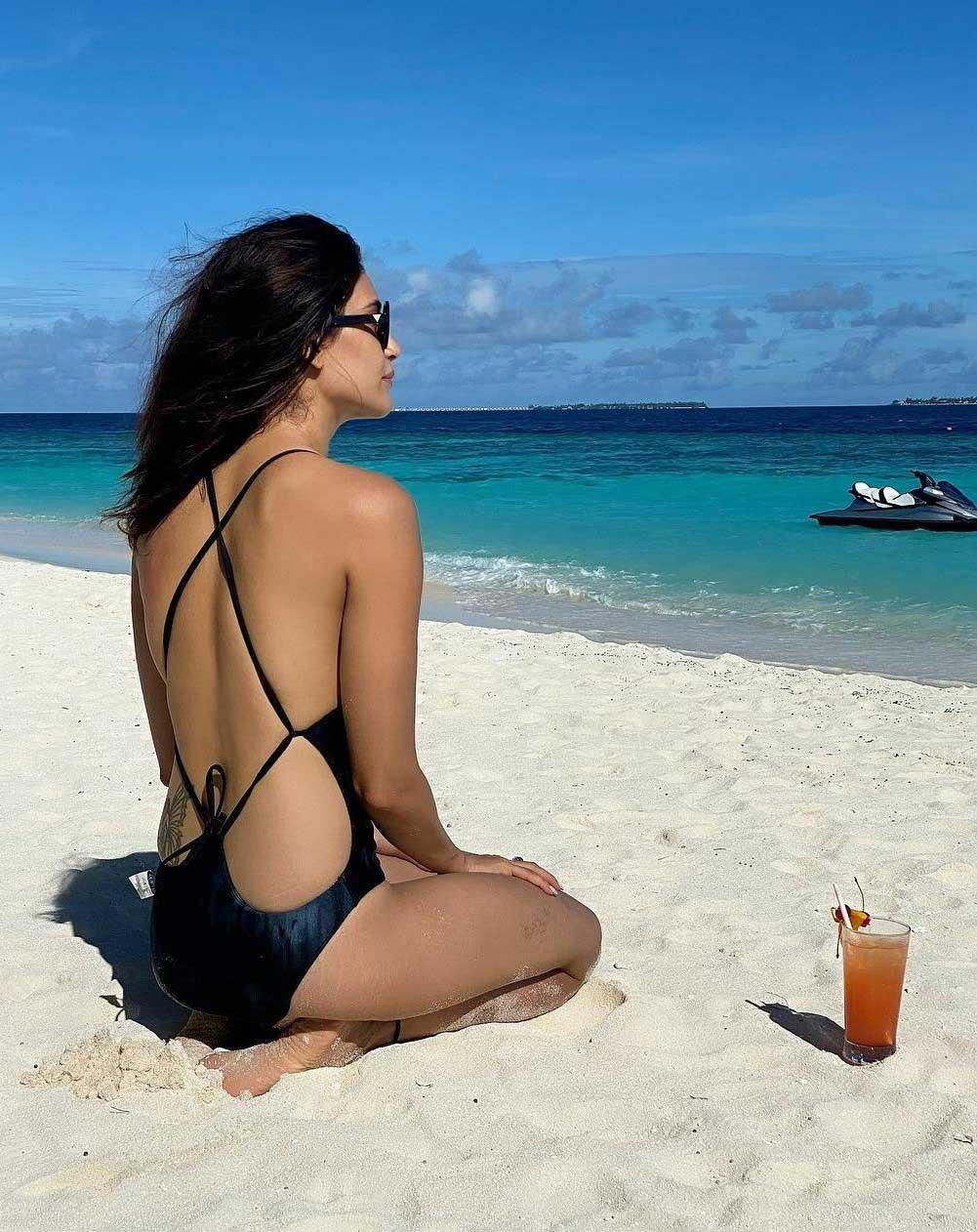 Karishma Tanna Hot and Sexy Bikini Pictures