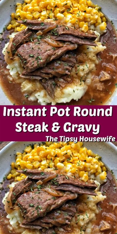 Round Steak & Gravy #roundsteak #steak #gravy #delicious #deliciousrecipes #tasty #tastyrecipes #instantpot #slowcooker #crockpot #dinner #recipes Desserts, Healthy Food, Easy Recipes, Dinner, Lauch, Delicious, Easy, Holidays Recipe, Special Diet, World Cuisine, Cake, Grill, Appetizers, Healthy Recipes, Drinks, Cooking Method, Italian Recipes, Meat, Vegan Recipes, Cookies, Pasta Recipes, Fruit, Salad, Soup Appetizers, Non Alcoholic Drinks, Meal Planning, Vegetables, Soup, Pastry, Chocolate, Dairy, Alcoholic Drinks, Bulgur Salad, Baking, Snacks, Beef Recipes, Meat Appetizers, Mexican Recipes, Bread, Asian Recipes, Seafood Appetizers, Muffins, Breakfast And Brunch, Condiments, Cupcakes, Cheese, Chicken Recipes, Pie, Coffee, No Bake Desserts, Healthy Snacks, Seafood, Grain, Lunches Dinners, Mexican, Quick Bread, Liquor