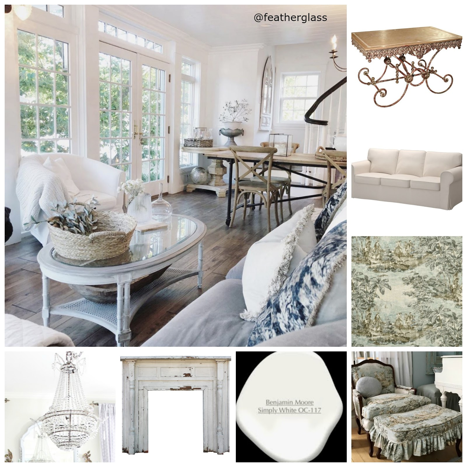 Maison Decor: Our Lake House Inspiration Board