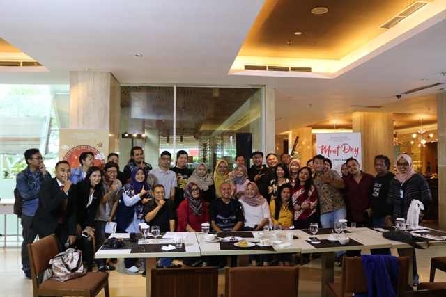 Media Gathering at Meat Day Grand Aston Yogyakarta