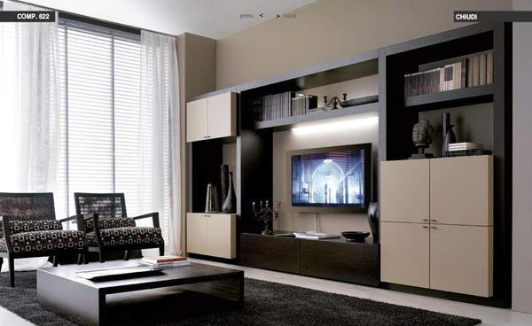 MODERN LIVING ROOM DECOR FROM TUMIDEI