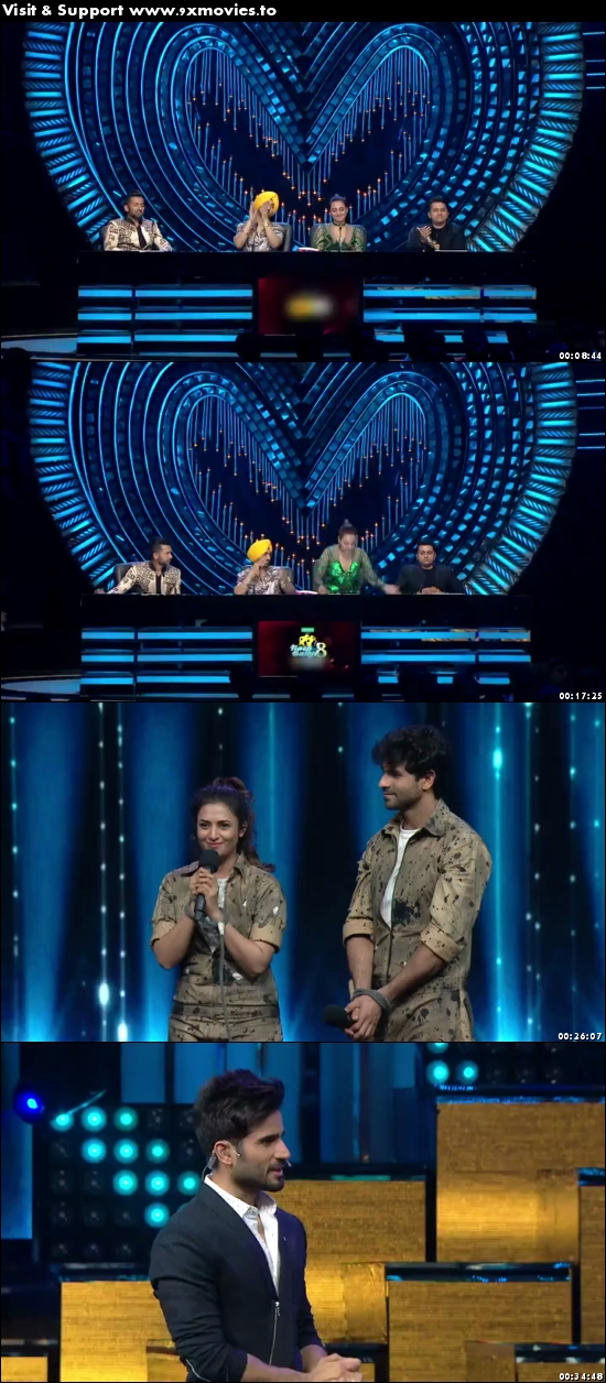 Nach Baliye 17 June 2017 HDTV 480p 160MB