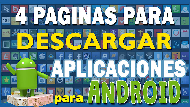 4 páginas web que son alternativas a la Playstore