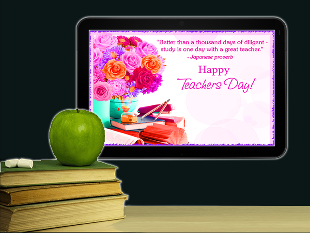 awesome teachers day wallpaper #5