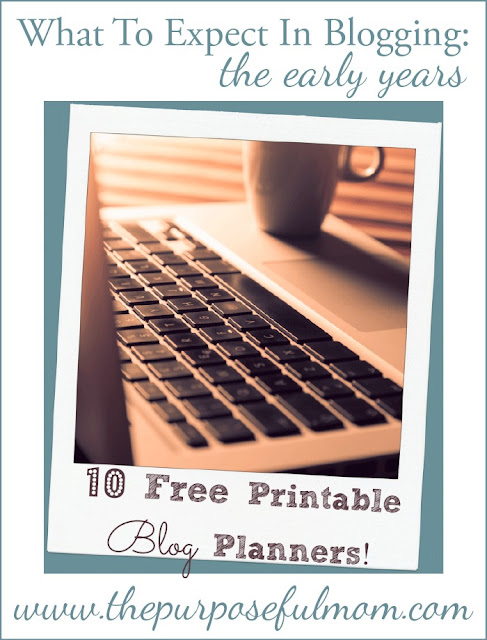 How to Create a Blogging Schedule: 11 Free Blog Planners {plus the Best Time of Day to Blog}