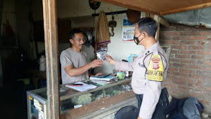 Imbauan 3M Aipda Hariyana Unit Polsek Dayeuhkolot Polresta Bandung, Sambangi Pemancingan