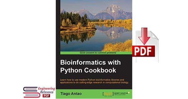 Bioinformatics with Python Cookbook by Tiago Antao pdf download