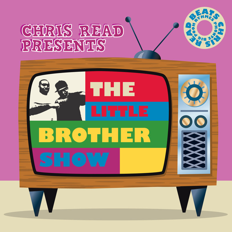 The Little Brother Show von Little Brother & Chris Read   Die 9-Track Remix EP als Free Download