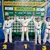 Carateca de Jundiaí conquista Campeonato Brasileiro em Uberlândia