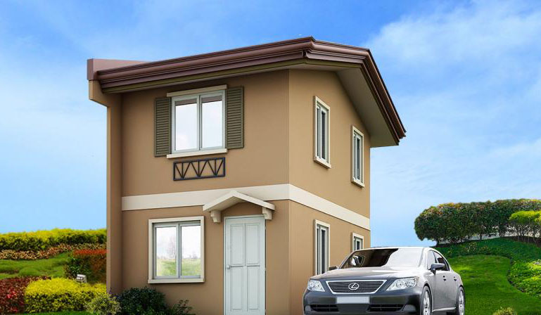 Mika - Camella Bucandala| Camella Affordable House for Sale in Imus Cavite