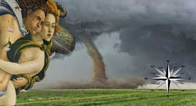 Οι άνεμοι στην ελληνική μυθολογία