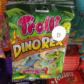 Trolli Dino Rex Vegan Sweets