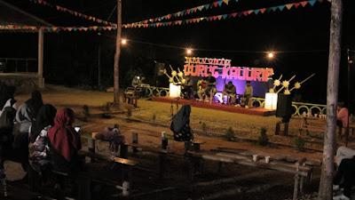 Komunitas Kemiri Mbolang Gelar Fan Camp Di Taman Wisata Curug Kaliurip