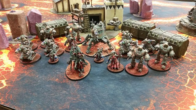 What's On Your Table: Ad Mech