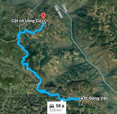 Du lịch bụi Hà Giang - leo cột cờ, xuống cột mốc 428 trải nghiệm khó quên