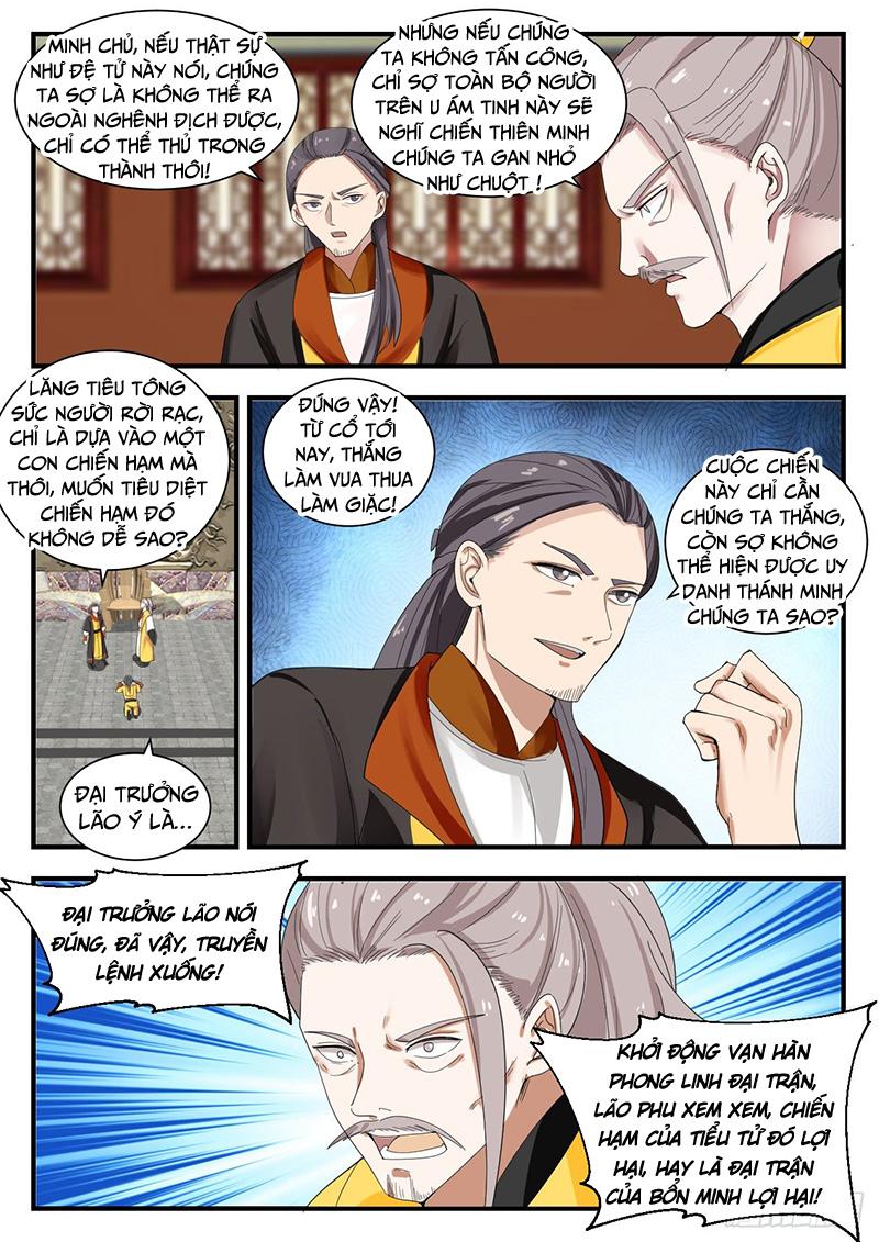 Võ Luyện Đỉnh Phong Chapter 1345 - TC Truyện