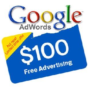 Promo Dari Google Adwords Sebesar Rp. 450.000