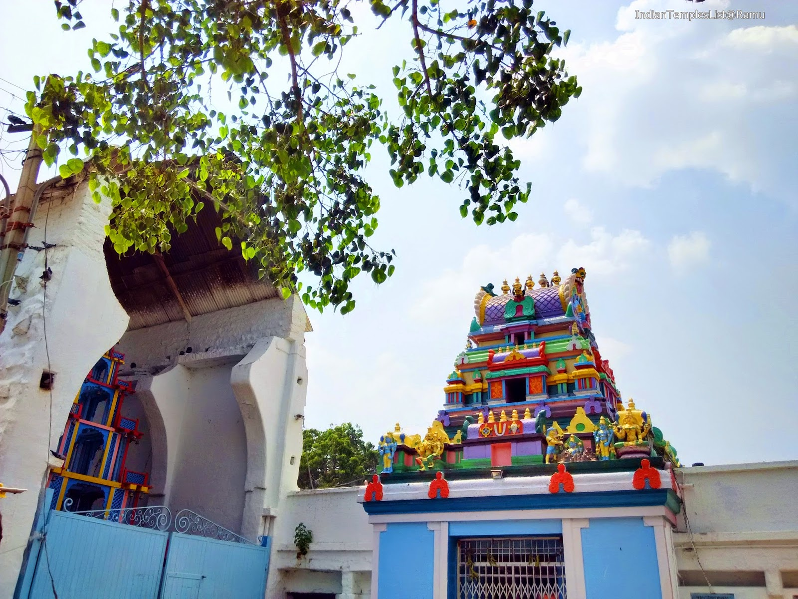 Chilkur Balaji Temple in Hyderabad